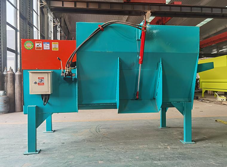 河北9JGW-3型卧式双轴TMR搅拌机